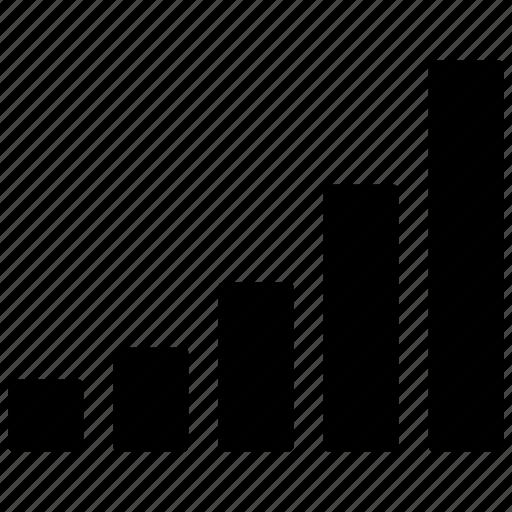 signal, volume icon