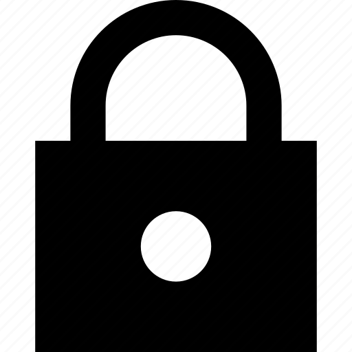 lock, locked, password, protection, safe, safety, security icon