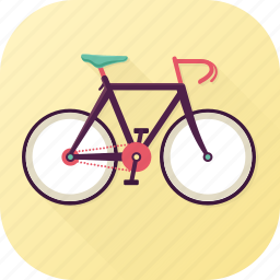 bicycle, bike, commute, cycling, exercise, ride, sport icon