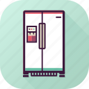 cold, food, fridge, kitchen, refrigerator, storage icon