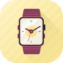 daily, date, hours, period, smartwatch, time, waiting icon