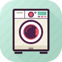 appliance, clean, clothes, laundry, washingmachine
