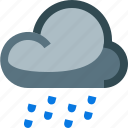 weather, drizzling, dark, drizzle, rain