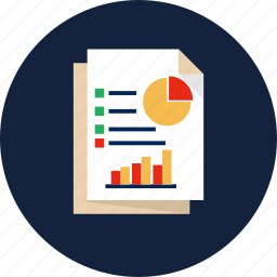 business, chart, diagram, growth, infographic, presentation, strategy icon