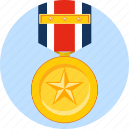 award, badge, best, medal, prize, success, winner icon