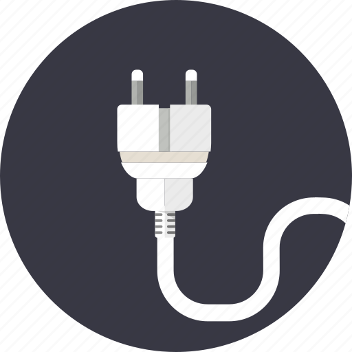 Electricity Socket Icon