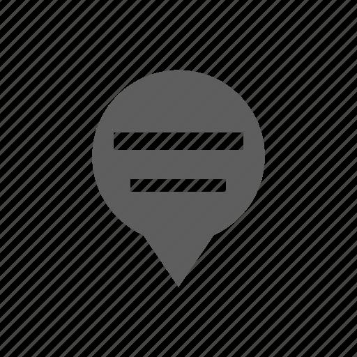 balloon, cicle icon