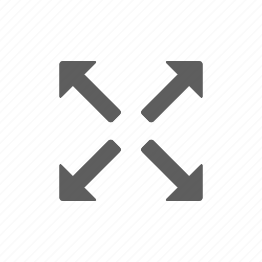 arrow, picture, plus icon