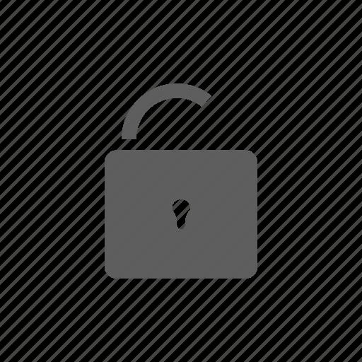 lock, locked icon