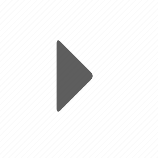 arrow, music, play, right, sound icon