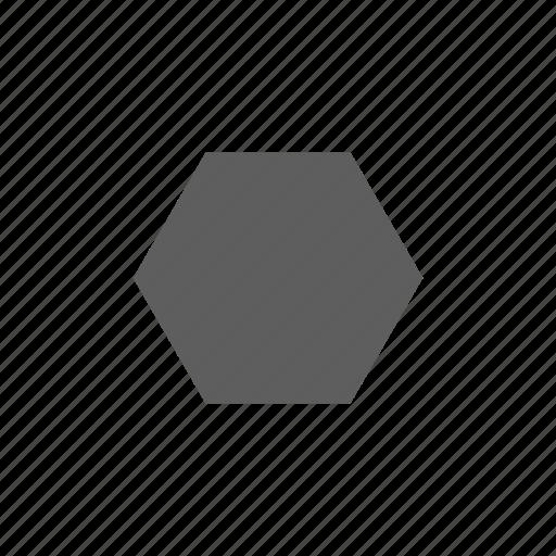 background, bg, hexagon icon