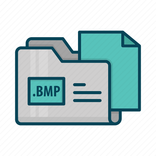 bmp, directory, document, extension, files, folder icon