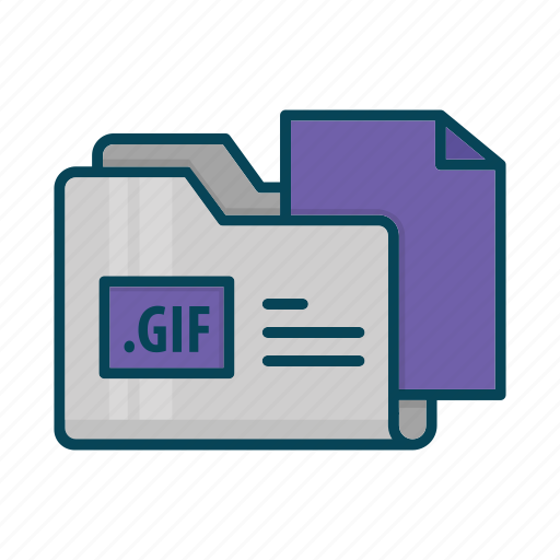 directory, document, extension, files, folder, gif icon