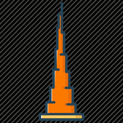 burj, dubai, high, highest, landmark, saudi arabia icon