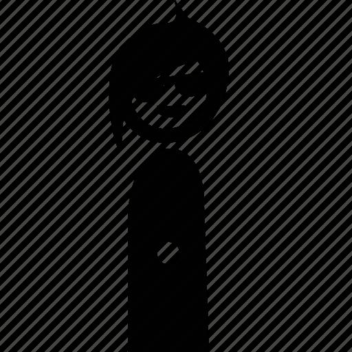 emo, goth, iconic, person, poeple icon
