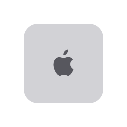 apple, computer, device, mac, mini, pc, technology icon