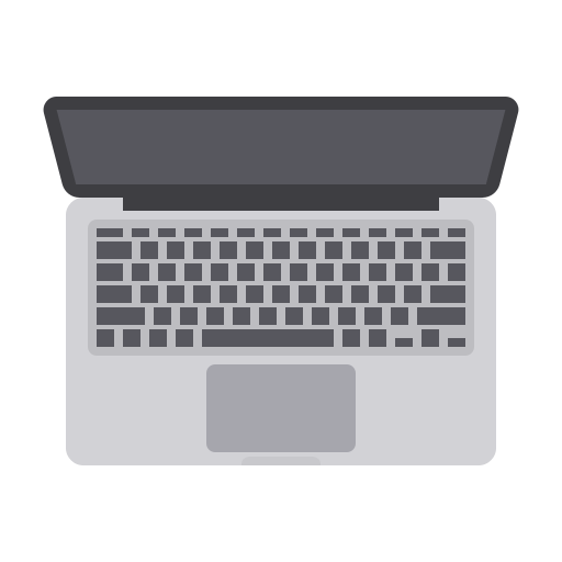 laptop flat icon png - photo #13