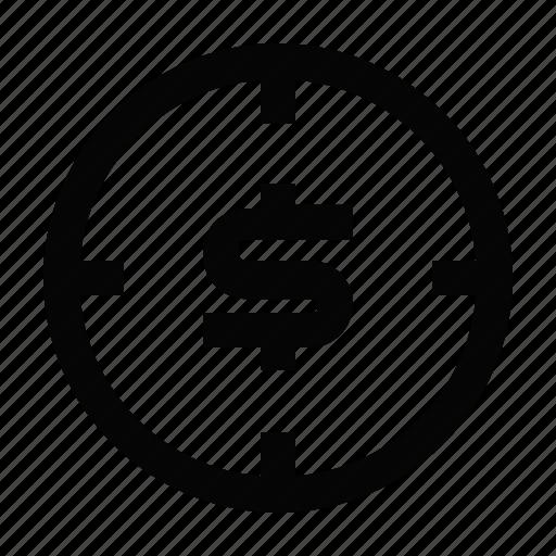 Business, consumer, finance, money, terget icon - Download on Iconfinder