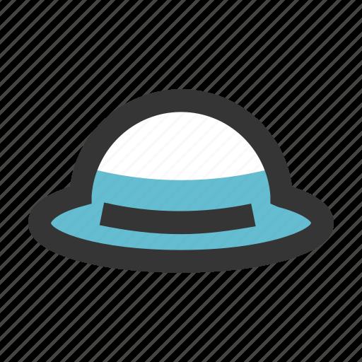 fashion, hat, headgear, holiday, travel, vacation icon