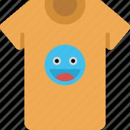 baby, clothes, clothing, shirt, t-shirt, tshirt icon