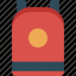 education, learning, school, school bag, schoolbag, study icon