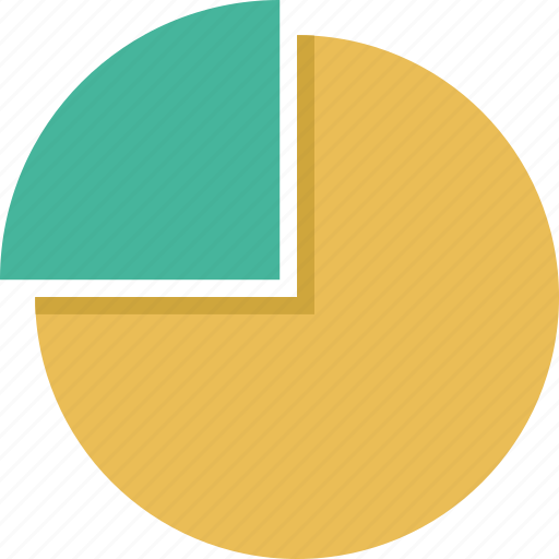 analytics, business, chart, diagram, graph, pie, statistics icon