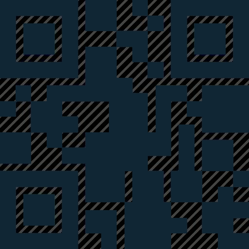 code, qr, qr code icon