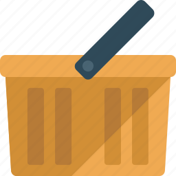 basket, business, buy, cart, ecommerce, finance, shopping icon