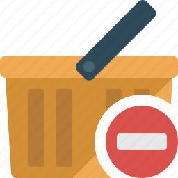 basket, business, cart, finance, shopping icon