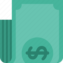 business, cash, dollar, finance, money, payment, shopping, stacked icon