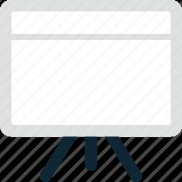 business, chart, statistics, tutorial, white board, whiteboard icon