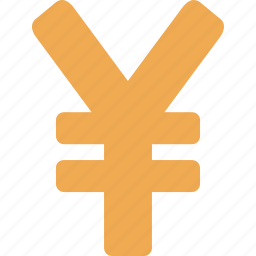 business, currency, finance, money, yen icon