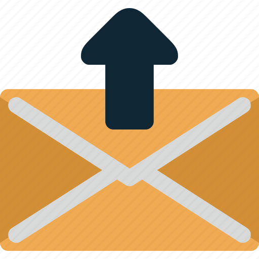 Mail, sent, message, envelope, email, send icon
