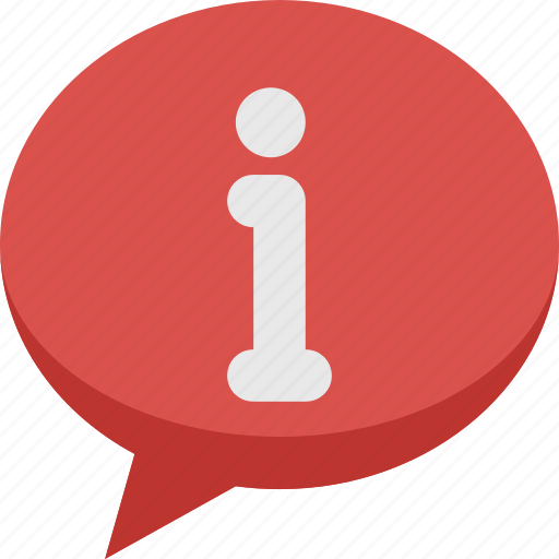 bubble, chat, comment, communication, info, information, speech, talk icon