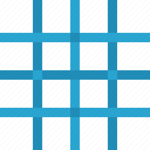 design, grid, layout icon