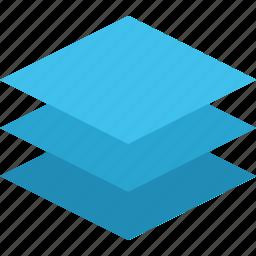 design, layer, layers icon