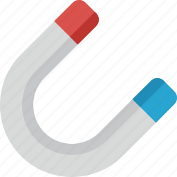 magnet, snap, tool icon