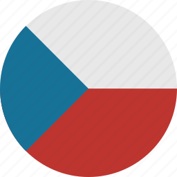 czech, czech republic, republic icon