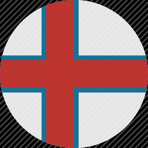 faroe, faroe island, island icon