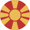 macedonia icon