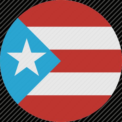 puerto, puerto rico, rico icon