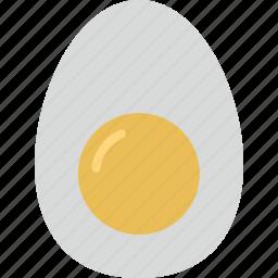 breakfast, eating, egg, food, kitchen icon
