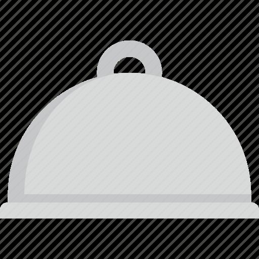dinner, food, kitchen, restaurant, serving icon