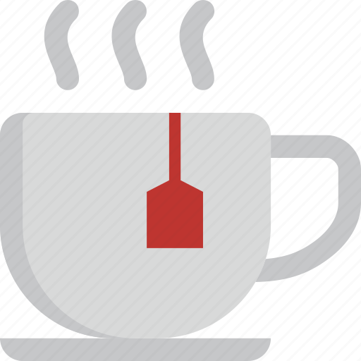 cup, drink, glass, hot, tea icon