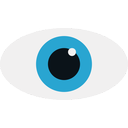 eye, find, search, see, view icon