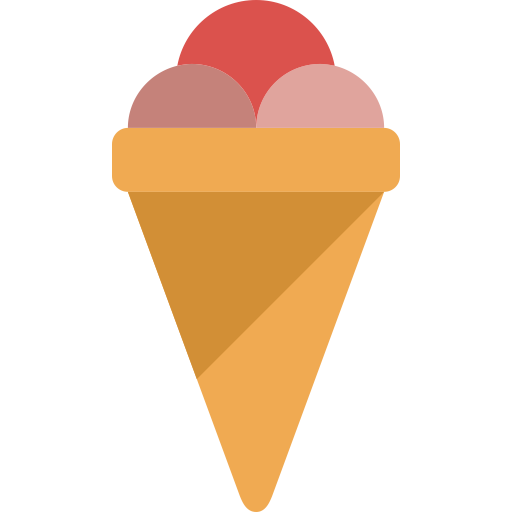cold, cream, food, ice, ice cream, icecream, sweet icon