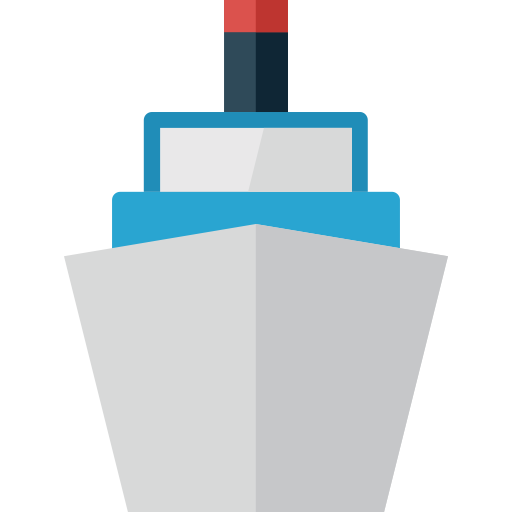 boat, sea, ship, transport, transportation, vehicle icon