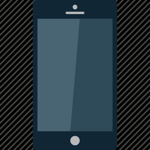 apple, communication, mobile, phone icon