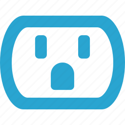 charge, connector, electric, electricity, energy, power icon