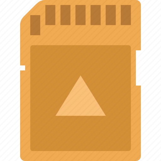 Card, sd, sdcard, sd card, chip, memory icon - Download on Iconfinder